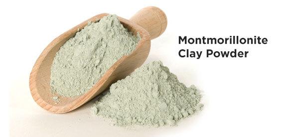 Montmorillonite Clay Powder
