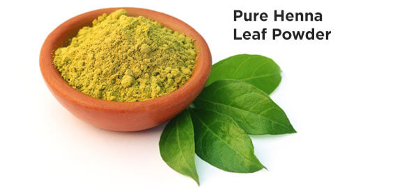 Pure Henna Leaf Powder